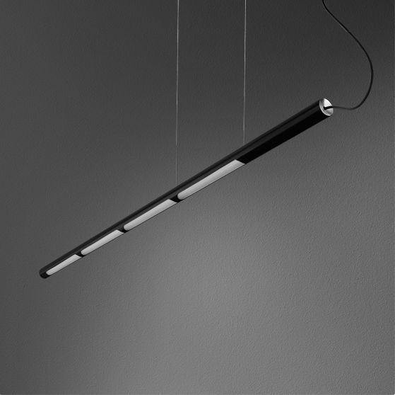 Lampy młodzieżowe Aquaform  Thin Tube Assymetry LED 126 - Aquaform - lampa wisząca    #design #teen #lamp #Abanet.pl #Aquaform  50321BV-03