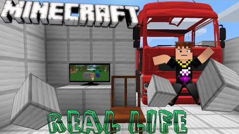 Real Life Mod for Minecraft 1.7.10 | JoJoMiNe