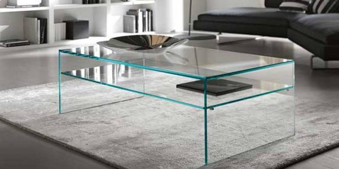 Modern Glass Coffee Tables for Living Rooms