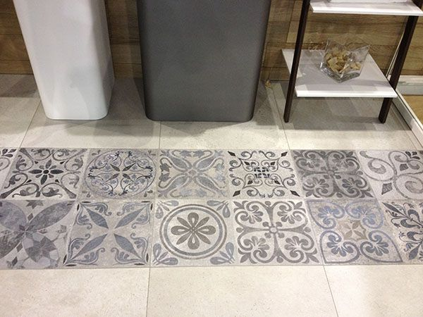 Nouveaute carrelage porcelanosa christiansen design for Carrelage waterloo