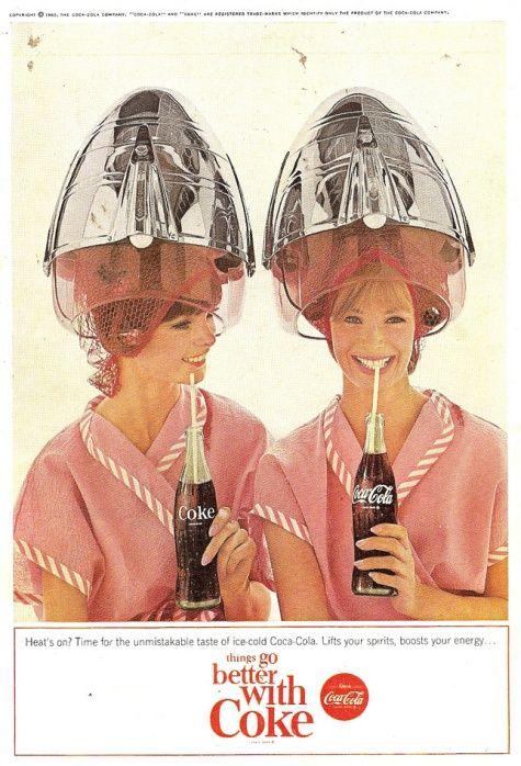 vintage ad Coke
