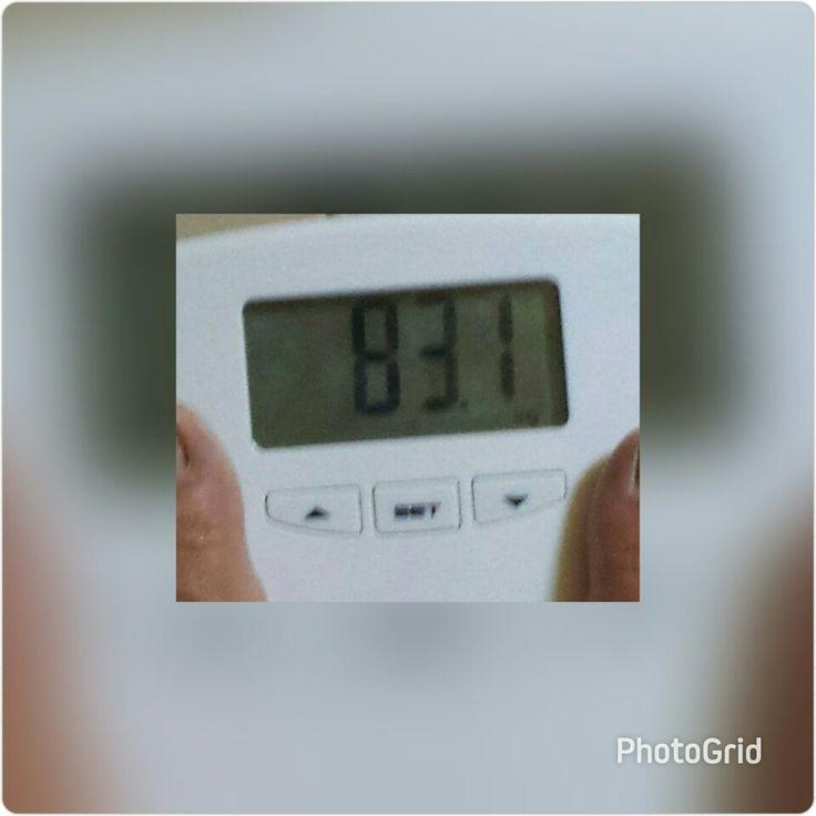 31/10/2017 - Décimo quinto dia. Final do desafio. 1,5kg off. Valeu demais. Perder peso não foi o que me fez começar, e sim, adquirir hábitos mais saudáveis. Perder peso quero que seja uma consequência da minha reeducação alimentar e do exercitar meu corpo. Agora é dar continuidade aos novos hábitos e desfrutar dos benefícios que estão me trazendo.