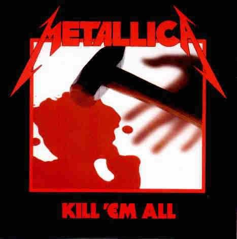 "Okay...I'm not really one to let things ""make me feel old."" But.... Metallica's first album turned 31 today! F**k!!"