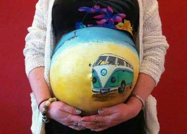 Baby Boom Bellies