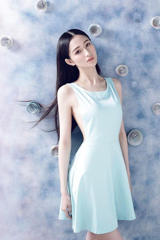 formal vintage dress