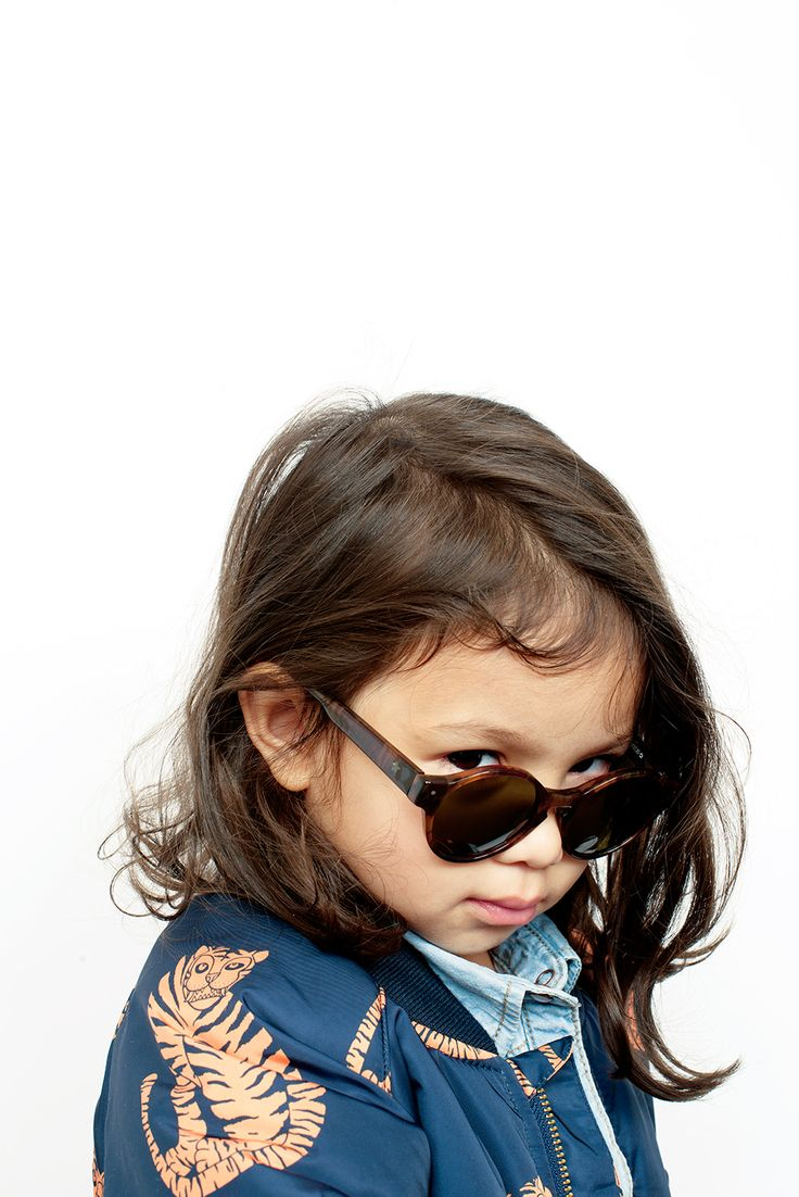 So sweet, stylish youngsters sunglasses for kids from Very French Gangsters
