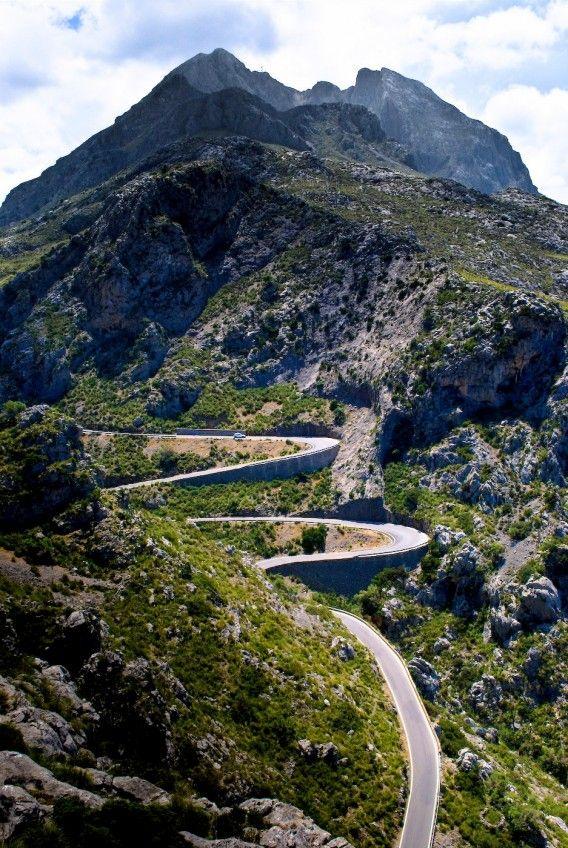 Mallorca, Spain | dream roads | on the road | driving | Mallorca | Spain