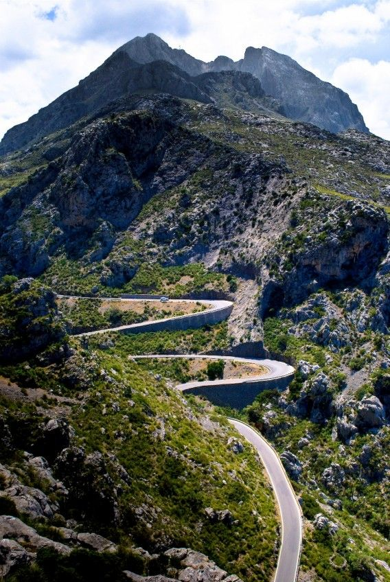 Mallorca, Spain | dream roads | on the road | driving | Mallorca | Spain