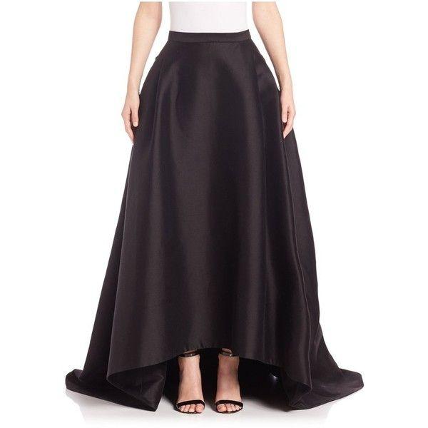 best 25 hi low skirts ideas on