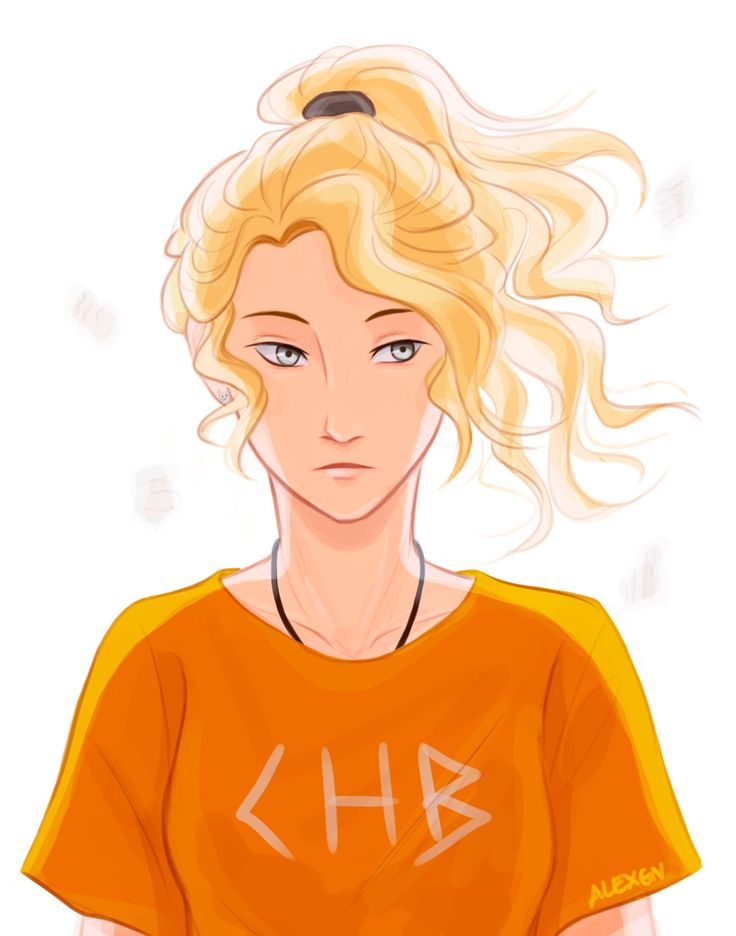 alexgvart: trying something new, and also its been a long time that i haven't drawn Annabeth…