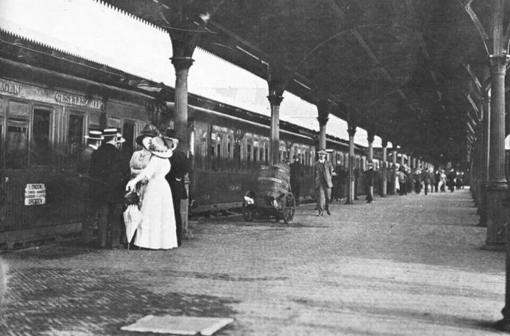 Old station in Vlissingen