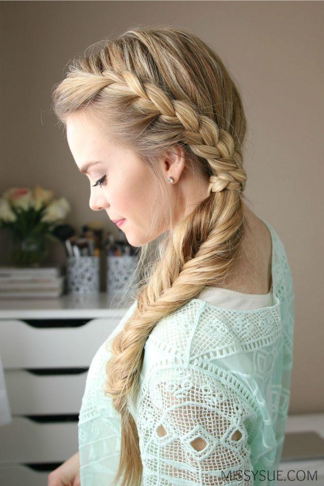 Αποτέλεσμα εικόνας για simple spring hair styles