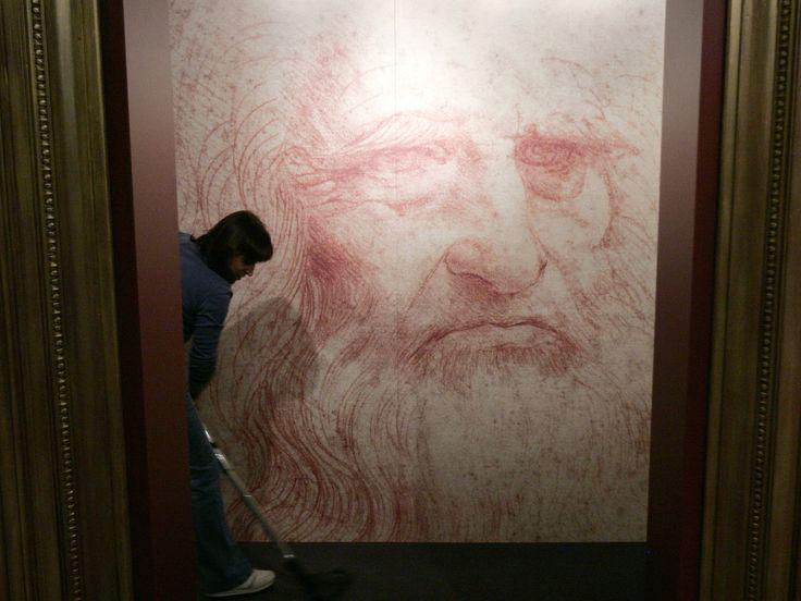 Researchers plan to sequence Leonardo da Vinci's DNA to reveal his true face