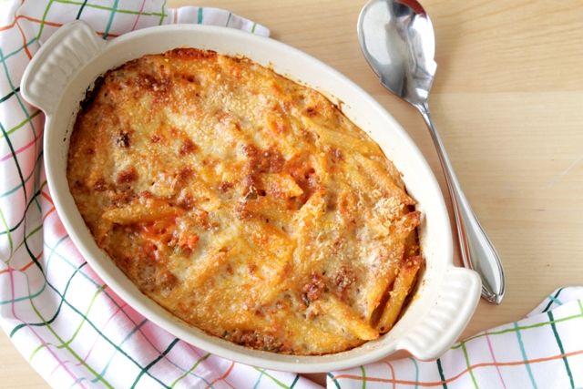 Italiaans koken met Antoinette: Lekker Luie Lasagne, penne pasticciate al forno