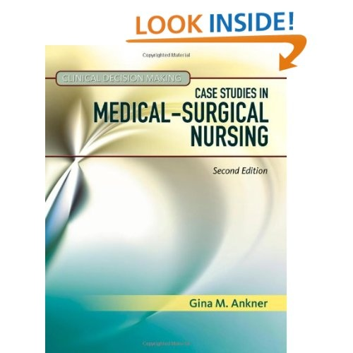surgical case studies nurses Nursing case study professional nurses need to be able to recognize the regulations and scope under which they practice and apply ethical principles in decision making case study: as a.