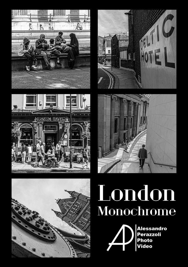 https://flic.kr/p/CijRou | london monochrome | fil rouge © Alessandro Perazzoli