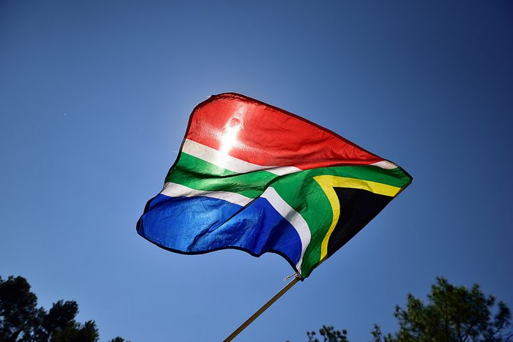 South African Flag | by South African Tourism