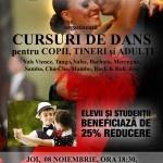 Academia de Dans te invata sa dansezi !
