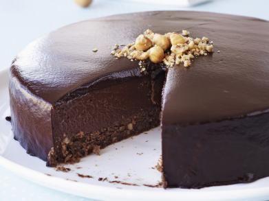 Driedubbele chocoladetaart (Libelle Lekker!)