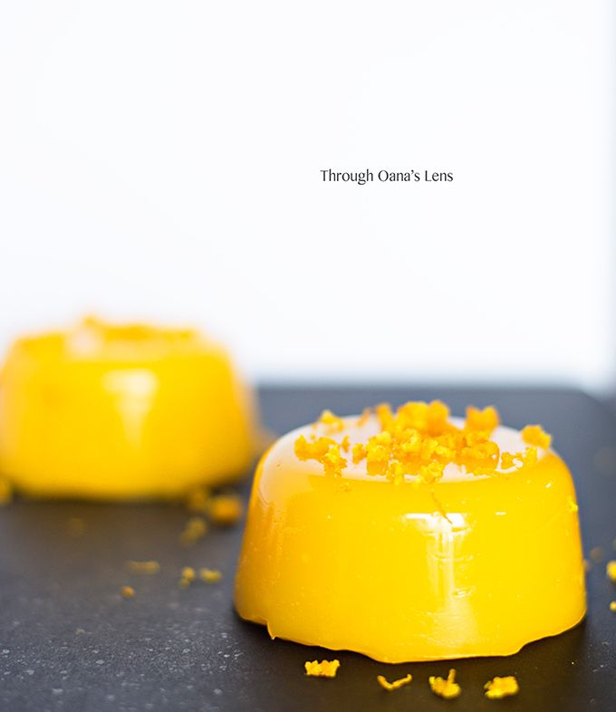 Costa Rican Orange Pudding | Adore Foods www.adorefoods.com