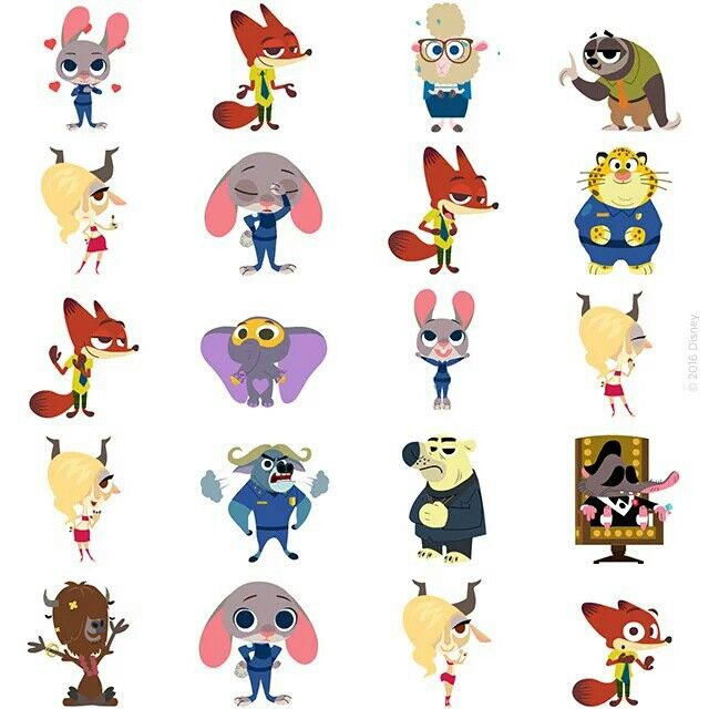 1000+ images about Zootopia on Pinterest | Disney, Chibi and Posts