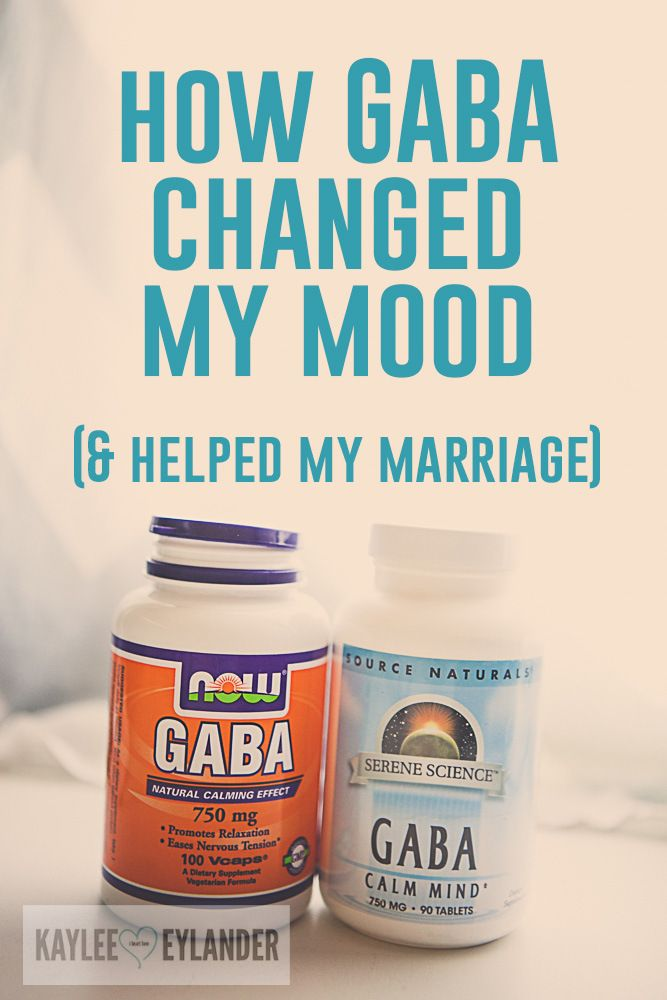 how GABA changed everything-My mood, my family life, my marriage. Kaylee Eylander DIY | GABA supplement benefits