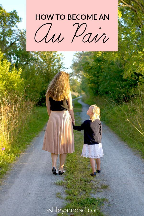 How To Become An Au Pair Everything You Need To Know With Images