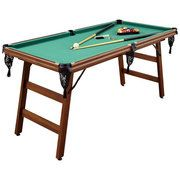 Pool Tables: Home Styles The Real Shooter 6' Pool Table