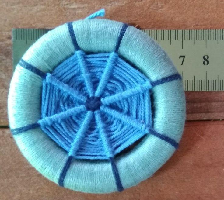 First Dorset button