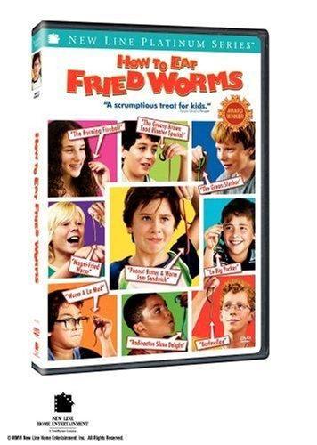 How to Eat Fried Worms (DVD / WS-2.35 / FS-1.33 / ENG-SP SUB) Luke Benward, Hallie Kate Eisenberg, Adam Hicks, Austin Rogers, Alexander Gould
