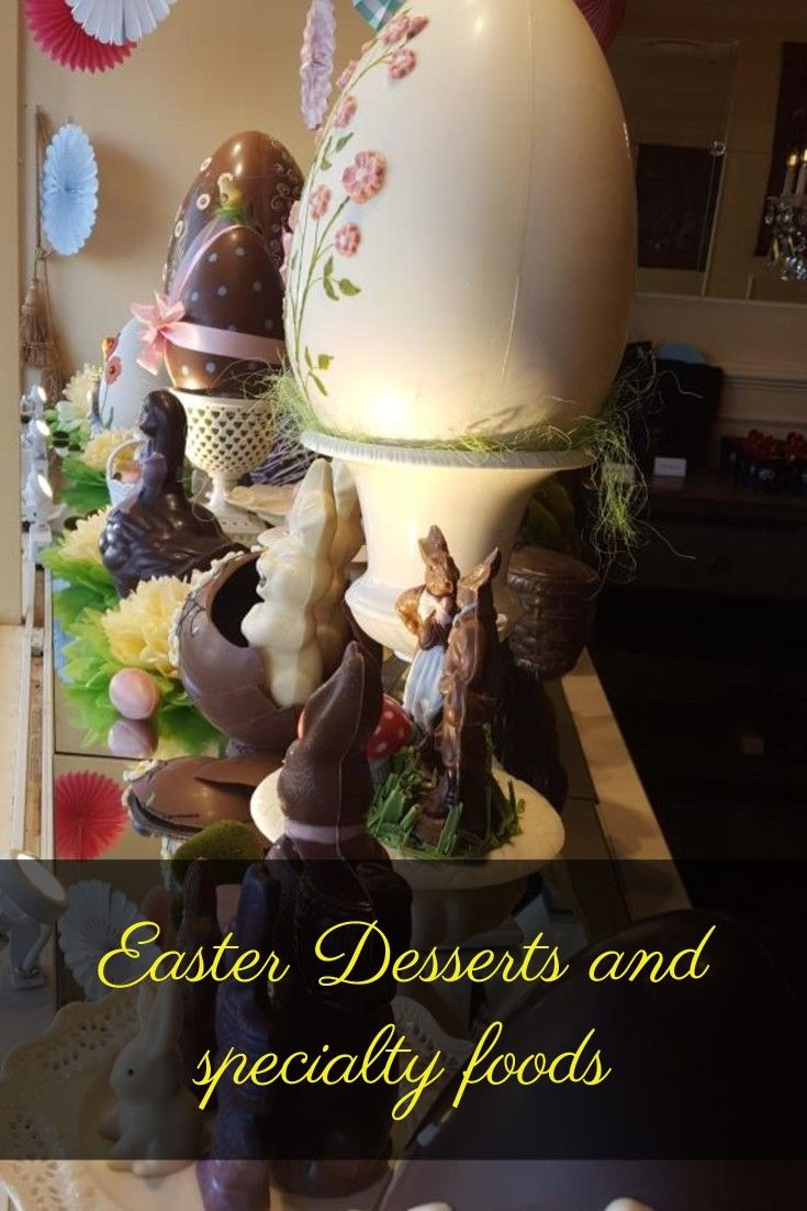 Easter desserts and foods from around the world. Some easy and fun desserts, specialty foods and main entrees for your Easter inspirations. These recipes are really a fantastic complement for your Easter meal. Check out the details and recipes here
