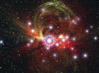 В 2022 году жители Земли увидят рождение звезды. Жители Земли в 2022 году смогут невооруженным глазом увидеть рождение на небе новой звезды. Как пишет Times, случится это в результате столкновения двух других звезд. Согласно данным исследования американского астронома Ларри Молнара, новое небесное тело появилось в результате столкновения звезд еще в третьем веке нашей эры, однако свет от вспышки добирался до Земли около 1 800 лет.