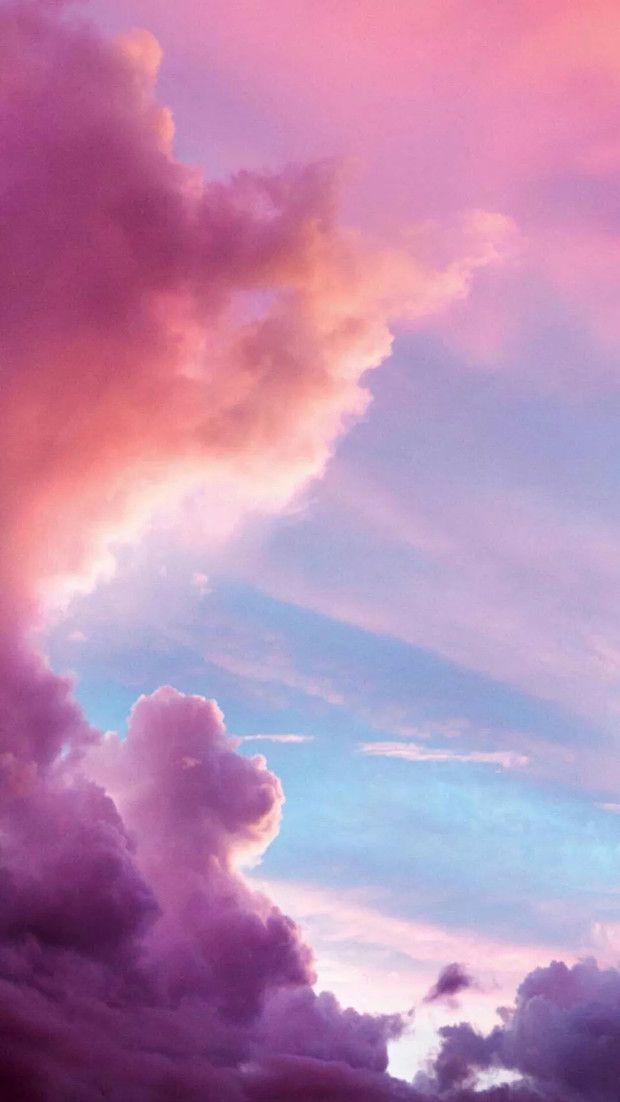 Beautiful Sky Wallpaper For Android And Iphone Skyphotography Skybeautiful Skywallpaper Purplesky Sky Pink Wallpaper Iphone Pastel Sky Iphone Wallpaper Sky