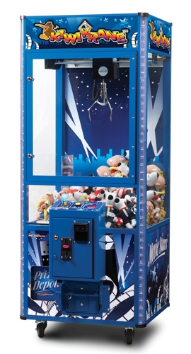 shoe claw machine