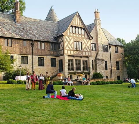 An inventive summer-long Shakespeare festival—including created-on-the-spot plays—stars during weekends in Bloomington-Normal, Illinois.
