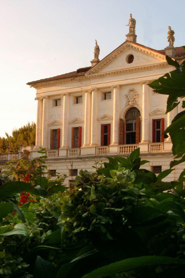 Tramonto a #Villa #Ca' #Marcello