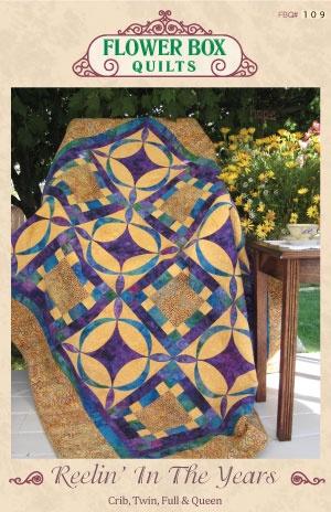 Edredones patrones diseñados por Michele Crawford
