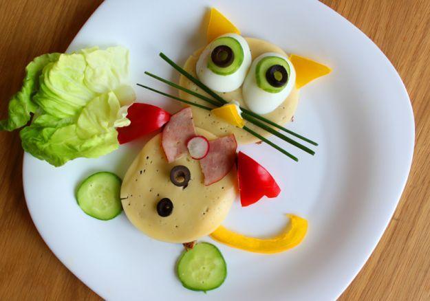 Kolorowe, wesołe i smaczne kanapki, nie tylko dla dzieci