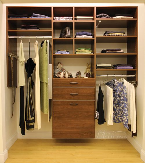Custom Closet Ideas Designs: 13 Best Small Closet Ideas Images On Pinterest