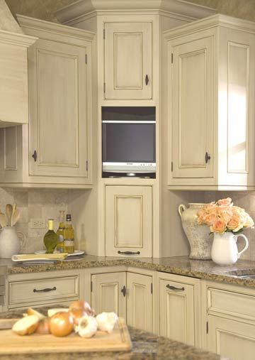 Corner Kitchen Cabinet Ideas Delectable Inspiration