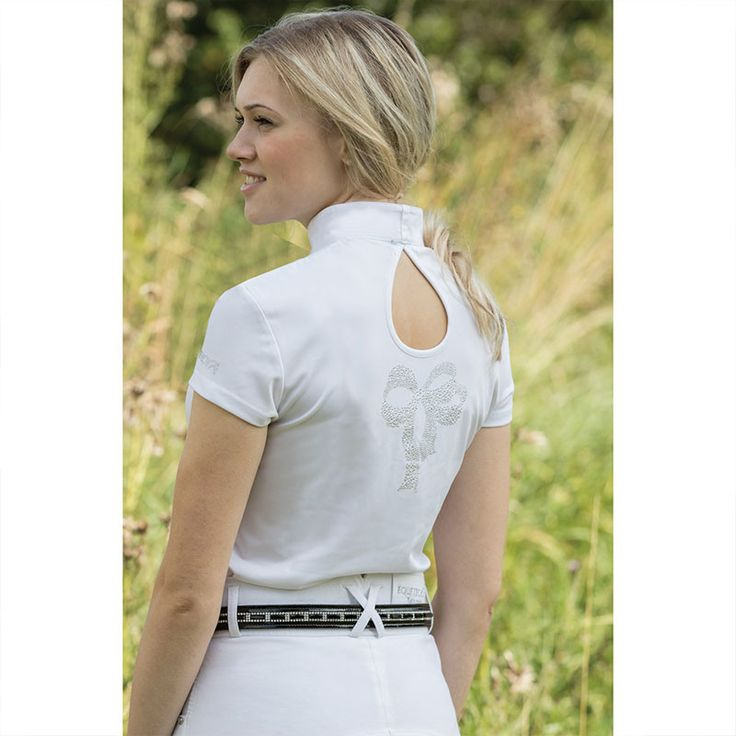 Equetech Bow Competition Shirt