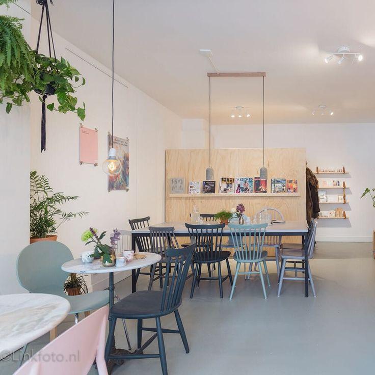 Haarlems nieuwste koffiebar Mica. De blog staat nu online! Link in de bio #haarlemcityblog #haarlem #koffie #lunch #gebak