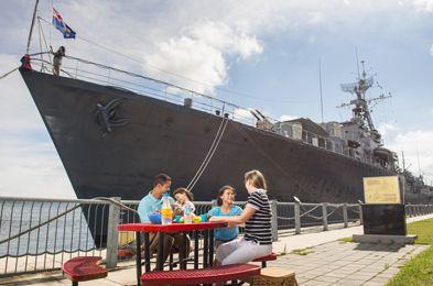 HMCS Haida National Historic Site