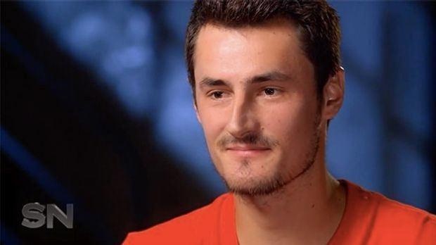 So many questions: Bernard Tomic feels 'trapped' by tennis.