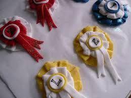 Image result for award rosette biscuit cutter