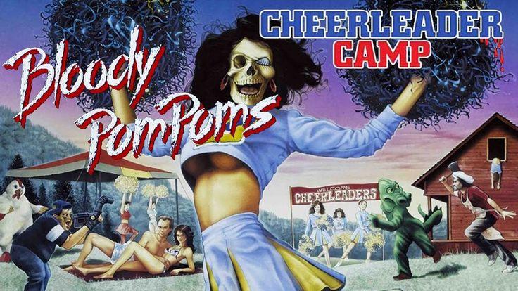 Cheerleader Camp (1988) aka Bloody PomPoms Raro Cinema