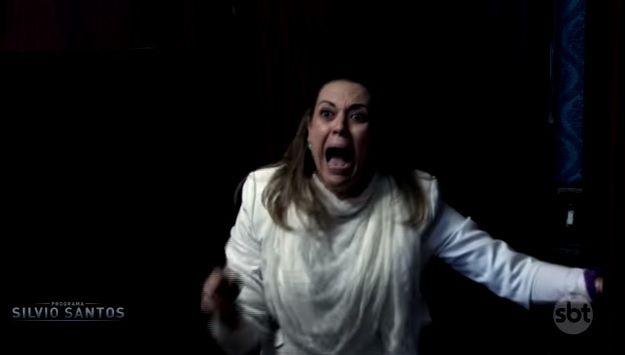 """Genial broma de """"El Conjuro"""": risas y terror en este video"""