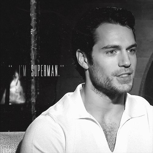 clearly cavill | This summer, Cavill stars as the latest Superman in Man of Steel ...
