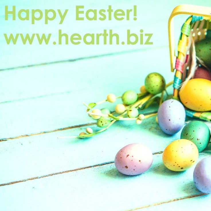 Hearth, since 2008 made in Rome: wishing happy #easter from #hearth with #heart for...