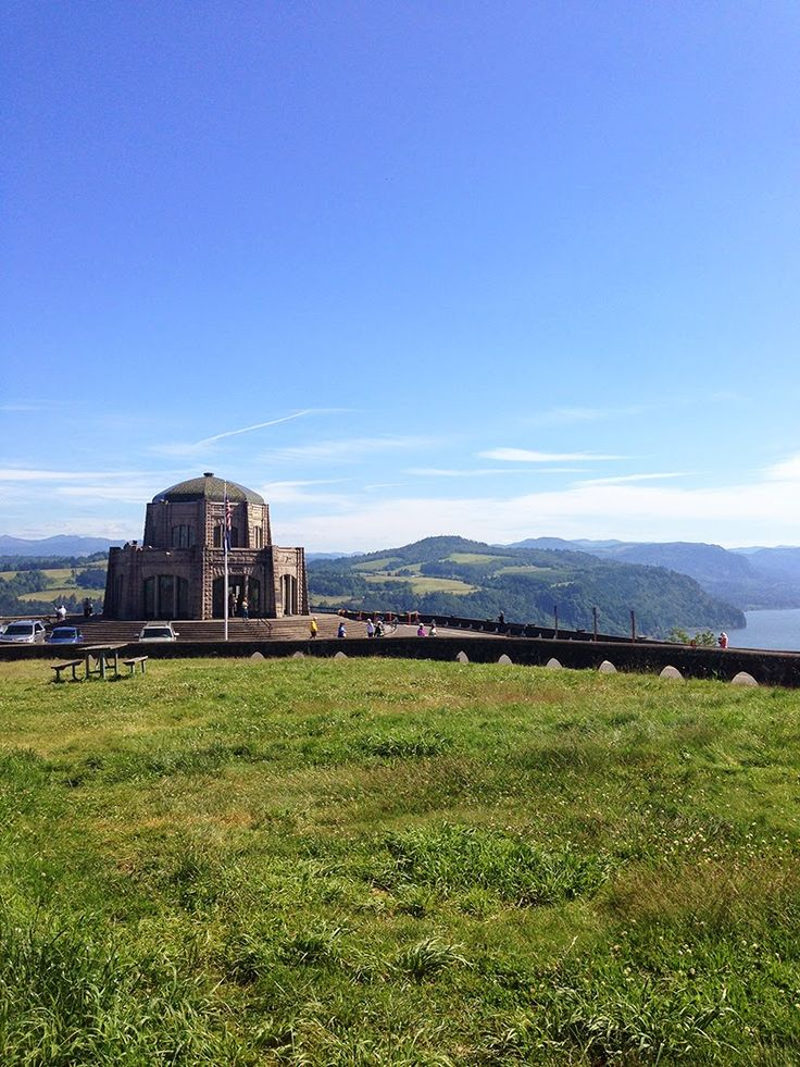Vista House in Portland